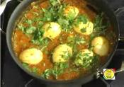 Easy Egg Curry